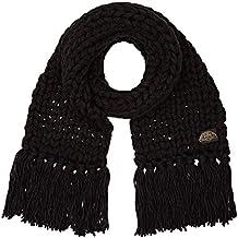 Levi s Chunky Knit Oversized Scarf, Echarpe Femme, (Noir Regular Black 59), 38be2fcbc1d
