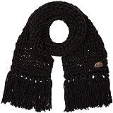 Levi's Chunky Knit Oversized Scarf Echarpe, (Noir Regular Black 59), Unique (Taille Fabricant: Un) Femme