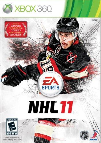 NHL 11 - Xbox 360 - 360-nhl Xbox