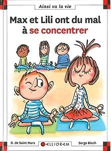 """Afficher """"Max et Lili n° 115 Max et Lili ont du mal à se concentrer"""""""