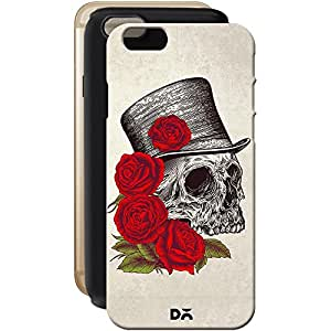 DailyObjects Dead Gentleman Tough Mobile Case For Iphone 6S
