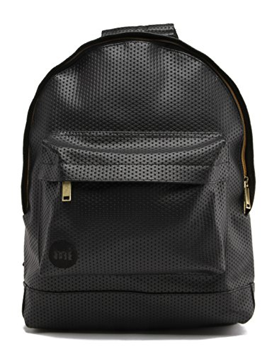 Mi-Pac Gold, Mochila Tipo Casual, 41 cm, 17 Litros, Negro (Perfect Black)