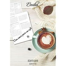 Ton coeur pour un café (Plume jaune - MM / FF)