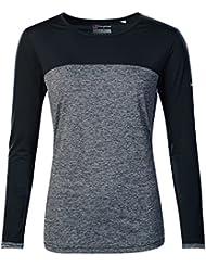Berghaus Women's Voyager Tech Longsleeve T-Shirt