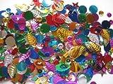 Creation Station - Juego de confeti y lentejuelas para manualidades