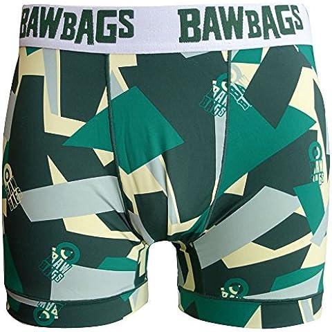 BawBags Geo Camo fresco de sac Boxers