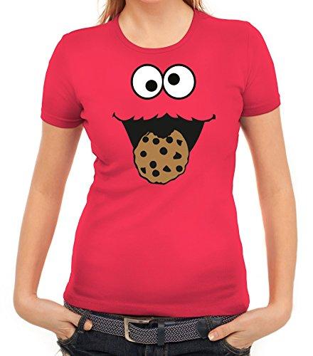 Karneval Fasching Verkleidung Damen T-Shirt Gruppen & Paar -