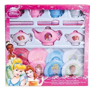 Grandi Giochi GG87050 - Set de té, diseño de Princesas Disney por Grandi Giochi