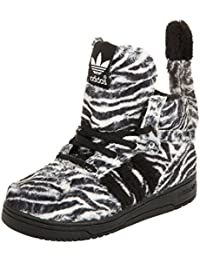 official photos b4129 f2982 adidas Jeremy Scott Unisex Sneakers JS ZEBRA I Negro Blanco