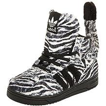 adidas Jeremy Scott Unisex Sneakers JS ZEBRA I Negro/Blanco