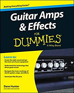 Guitar Amps and Effects For Dummies par [Hunter, Dave]