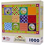 Jim Shore - Farm Animals Quilt - 1000 Pieces Puzzle
