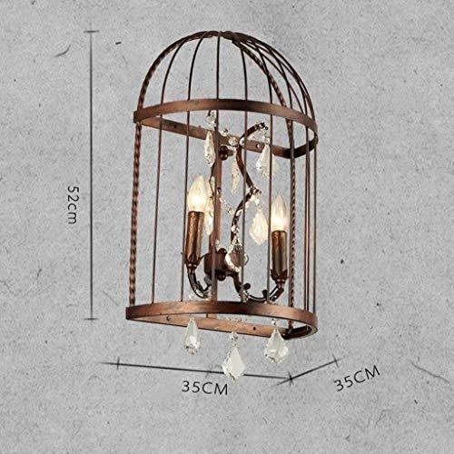 Lamp Europäische Kronleuchter, Wohnzimmer-Kronleuchter, Einfache Moderne atmosphärische Lichter, Esszimmerlichter, Luxus-Schlafzimmer-Kronleuchter,LED-Glühbirne -