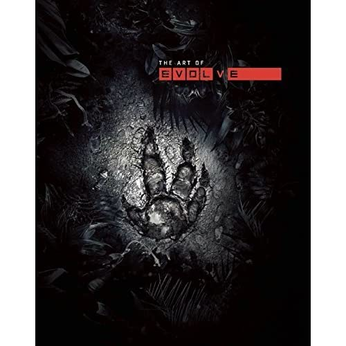 The Art of Evolve by 2K Games (2015) Hardcover