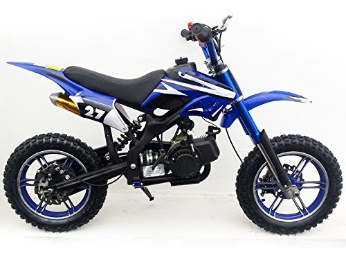 Crossbike Cross Dirt Bike Pocketbike Orion NEU (2-takt-zündung)