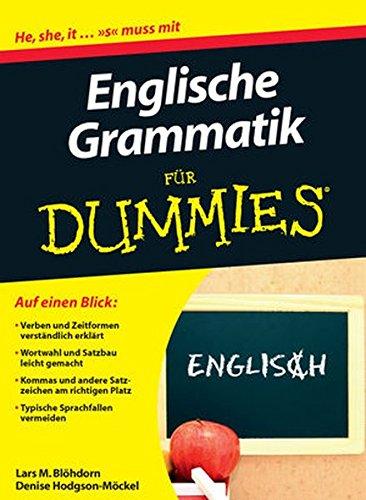 Englische Grammatik für Dummies (Englische Für Dummies Grammatik)