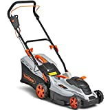 Best Electric Lawn Mowers - VonHaus Electric Rotary Lawnmower 1600W - 36cm Cutting Review