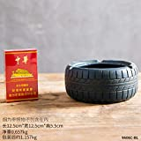 Best boxed-gifts Ashtrays - ZSWshop Ornaments Hairdressing shop decorations, retro industrial air Review