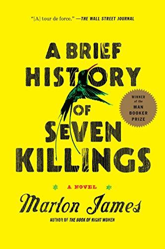 A Brief History Of Seven Killings por Marlon James