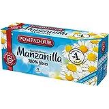 Pompadour Manzanilla 100% Flores - 27.5 g