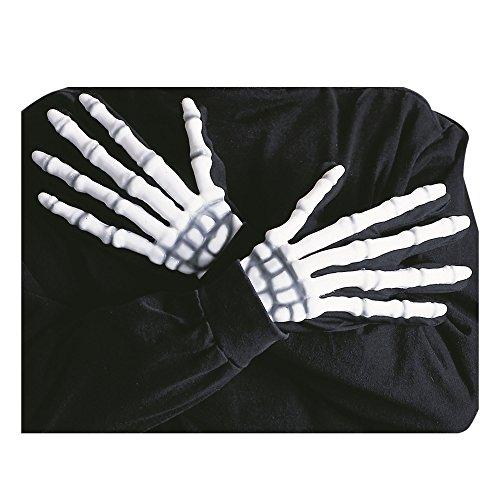 Widmann Neonskeletthandschuhe