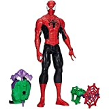 Spiderman Titan Heroes Series Action Figure with Goblin Attack Gear by Hasbro