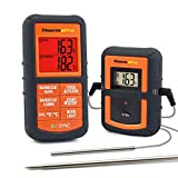 ThermoPro TP08 Barbecue Funk Grillthermometer Set Digitales Bratenthermometer BBQ Thermometer