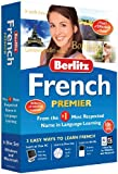 Berlitz Learn French Premier (PC/Mac - 6 CD Set)