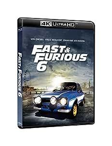 Fast & Furious 6 (4K Ultra HD + Blu-Ray)