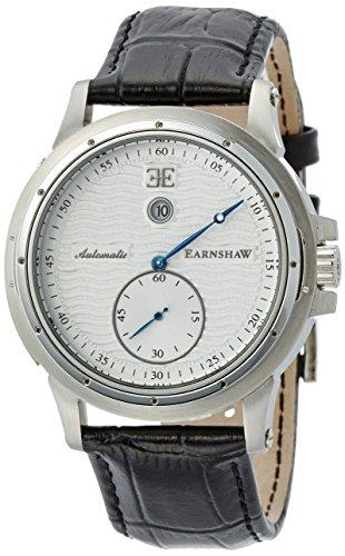 Thomas Earnshaw ES-8045-02 - Reloj para hombres, correa de cuero