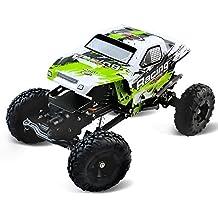 1:24 escala coche de carreras RC 2.4G de alta velocidad 4WD eléctrico coche de escalada coche de la energía eléctrica