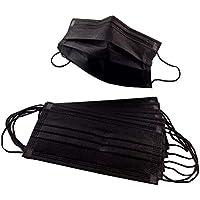 50 Stück Einweg-Ohrbügel Druck Gesichtsmaske im Freien atmungsaktive Gesichtsmaske (schwarz) preisvergleich bei billige-tabletten.eu