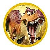 CS-Dekor Tortenaufleger Dinosaurier 06