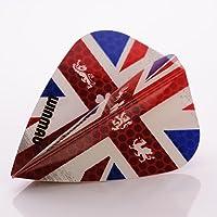 by PerfectDarts 3 sets 9 x WINMAU MEGA PEAR DARTS FLIGHTS SCOTLAND FLAG ST ANDREWS LION