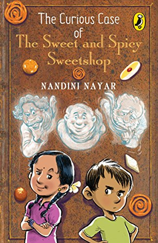 The Curious Case of The Sweet and Spicy Sweetshop