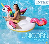 Unicorn Inflatable Float for Adults & Kids (Size: 79' x 55' x 38')