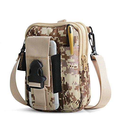 61b0c46ce86b3 BUSL Wandern Hüfttaschen Bag Outdoor Männer und Frauen Schultertasche  MultifunktionsHandys Beuteltaschen e
