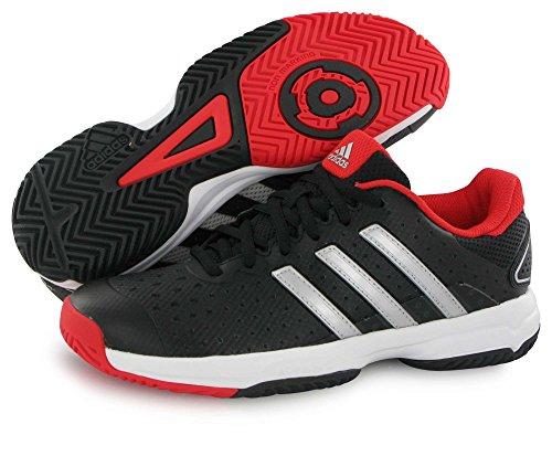 adidas, Sneaker bambini Bianco/nero (Bianco/nero)
