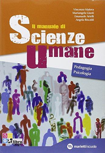 MAN.SC.UMANE PED/PSI