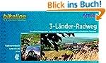 Bikeline 3-Länder Radweg (Odenwald):...