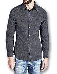 d411da0f3eb0 Amazon.fr   Guess - Chemises   T-shirts, polos et chemises   Vêtements