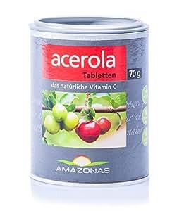 Acerola Tabletten, 120 St. Tabletten