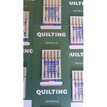 Schmetz Stepp Nadel Quillting 130//705 H-Q 75-90 Stärke