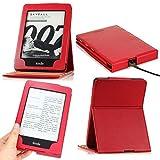 MoKo Kindle Paperwhite Funda - Premium Vertical Flip Smart Cover Case con Auto-Sueño / Estela para...