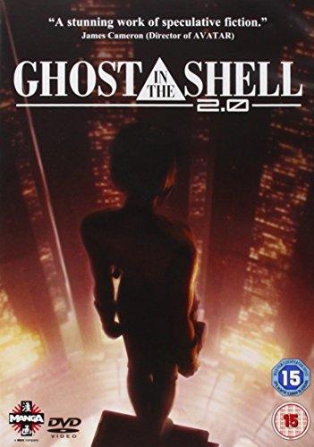 Ghost In The Shell 2.0 Redux [Edizione: Regno Unito] [Import italien]