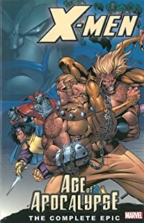 X-Men: The Complete Age of Apocalypse Epic - Book 1 (0785117148) | Amazon price tracker / tracking, Amazon price history charts, Amazon price watches, Amazon price drop alerts