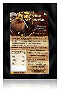 Soomiro Sip Hazelnut Hot Chocolate Mix, 90 grams