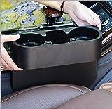 Ictronix Porte-gobelet universel pour voiture / compartiment de rangement pour Audi, BMW, Volkswagen, voiture ou camion