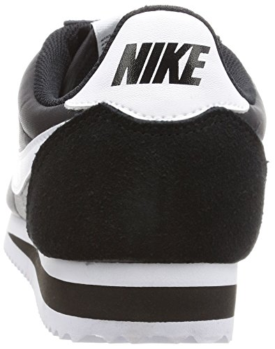 Nike Uomo Basse Multicolore (Nero / Bianco)