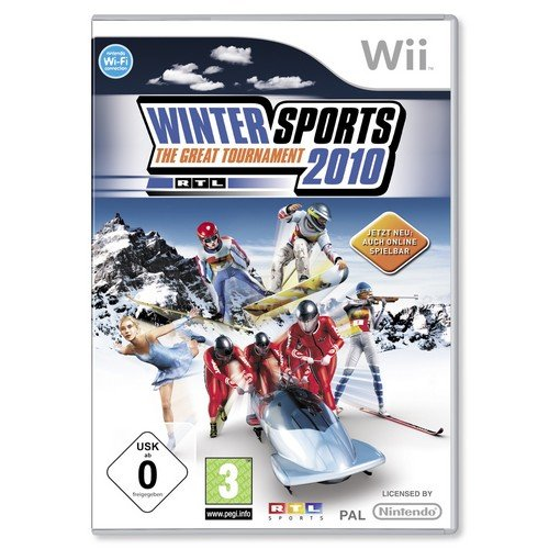 Winter-wii-spiele (Winter Sports 2010: The Great Tournament)